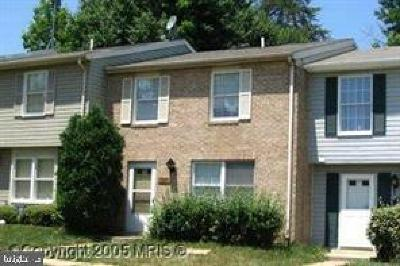 Triangle Townhouse For Sale: 3699 Masthead Trail
