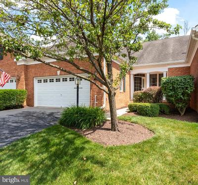 Prince William County Townhouse For Sale: 5235 Armour Court