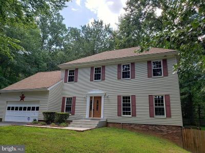Manassas Single Family Home For Sale: 7233 Hikmat Road
