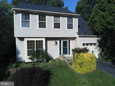 Woodbridge Single Family Home For Sale: 3802 Marquis Place