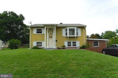 Woodbridge Single Family Home For Sale: 1412 Indiana Avenue