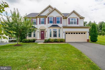 Bristow VA Single Family Home For Sale: $609,000