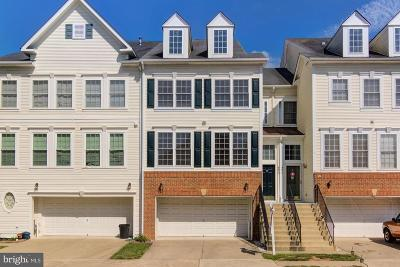 Bristow Townhouse Under Contract: 9873 Dochart Sound Lane