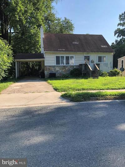 Woodbridge Single Family Home For Sale: 1635 Carter Lane