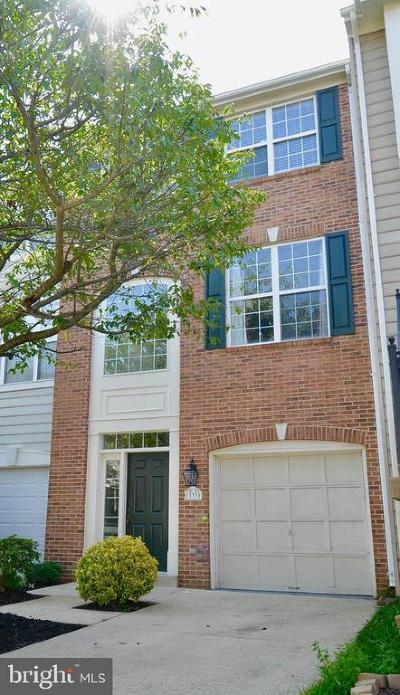 Woodbridge Townhouse For Sale: 13339 Colchester Ferry Place