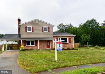 Dumfries Single Family Home For Sale: 4145 Bassett Court