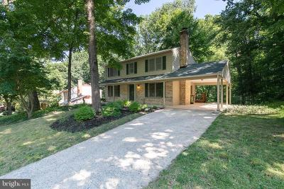 Lake Ridge Single Family Home For Sale: 2810 Ringgold Court