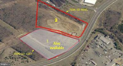 Prince William County Residential Lots & Land For Sale: 9101 Patriot Hill Drive