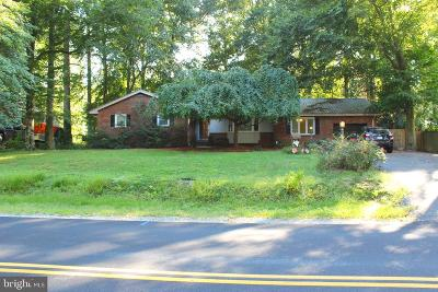 Triangle Single Family Home For Sale: 18404 Cabin Road
