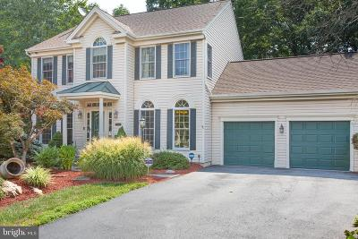 Prince William County Single Family Home Active Under Contract: 3901 Leaf Lawn Lane