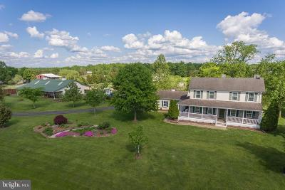 Nokesville Farm For Sale: 12799 Lemaster Drive
