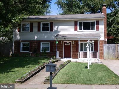 Woodbridge, Dumfries, Lorton Single Family Home For Sale: 5006 Lynwood Drive
