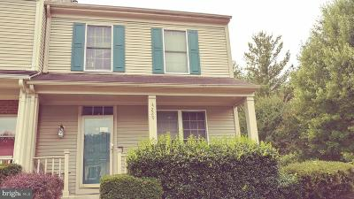Woodbridge Townhouse For Sale: 4229 Devonwood Way