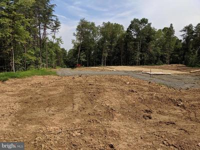 Prince William County Residential Lots & Land Active Under Contract: 11917 Bluebird Lane
