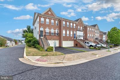 Prince William County Townhouse For Sale: 16301 Flotsam Lane