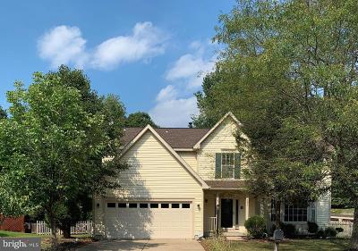 Woodbridge Single Family Home For Sale: 3852 Triad Court