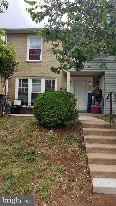 Manassas Townhouse For Sale: 10423 Copeland Drive