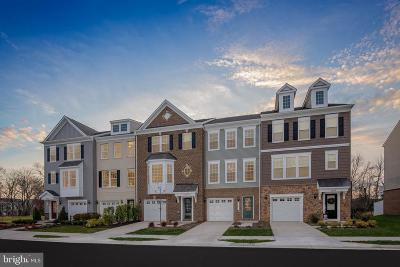 Prince William County Townhouse For Sale: 8772 Elsing Green Drive