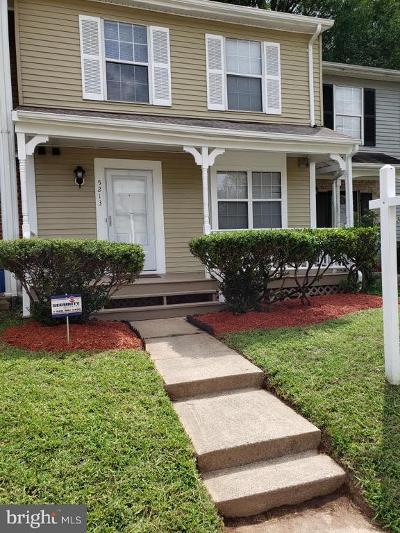 Woodbridge VA Townhouse For Sale: $260,000