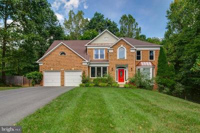 Prince William County Single Family Home For Sale: 7760 Waller Drive
