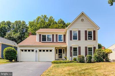 Woodbridge Single Family Home For Sale: 4139 Waynesboro Court