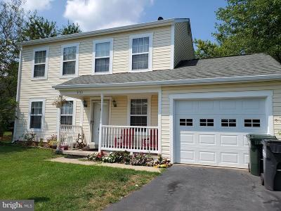 Manassas Single Family Home For Sale: 8710 Sunnygate Drive
