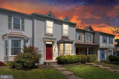 Woodbridge Townhouse For Sale: 3944 Brickert Place
