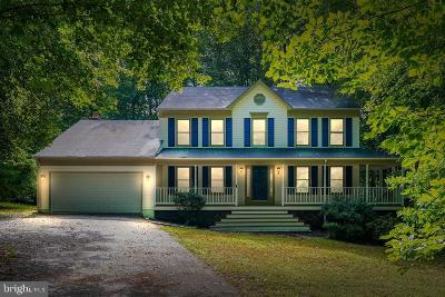 Prince William County Single Family Home For Sale: 5864 Anthony Drive