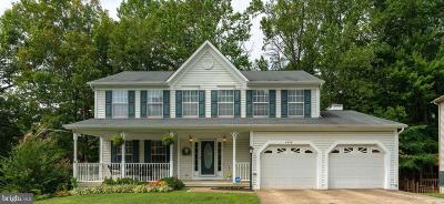 Woodbridge Single Family Home For Sale: 4498 Edsall Drive