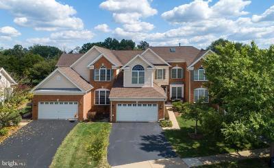 Gainesville, Haymarket Townhouse For Sale: 5707 Wheelwright Way