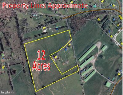 Rockingham County Residential Lots & Land For Sale: Millertown Road