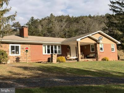 Rockingham County Single Family Home For Sale: 20548 Bennett Run Road