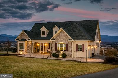 Rockingham County Single Family Home For Sale: 4460 E Point Road