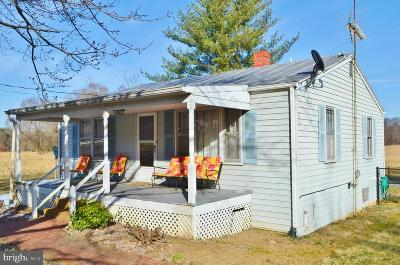 Single Family Home For Sale: 17828 N Mountain Road