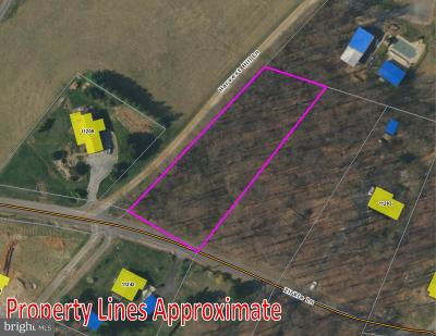 Rockingham County Residential Lots & Land For Sale: Zirkle Lane