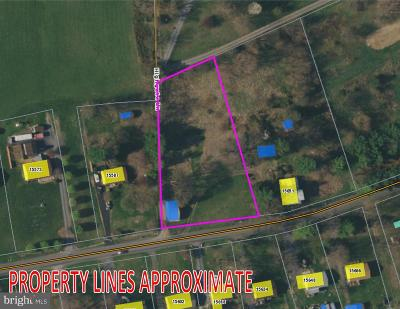 Timberville Residential Lots & Land For Sale: Evergreen Valley Road