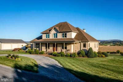 Rockingham County Single Family Home For Sale: 5596 Green Hill Road