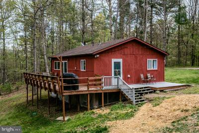 Rockingham County Single Family Home For Sale: 17815 Sundance Forest Road