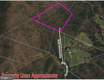 Rockingham County Residential Lots & Land For Sale: Mays Creek Lane