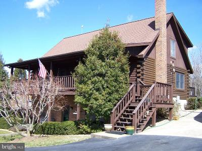 Rockingham County Single Family Home For Sale: 17153 Mount Pleasant Road
