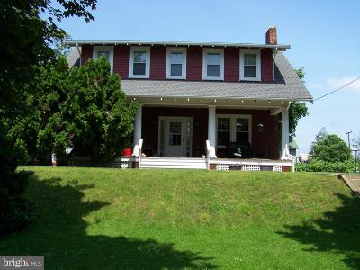 Rockingham County Single Family Home For Sale: 508 W Spotswood Trail