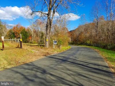 Rappahannock County Residential Lots & Land For Sale: Castleton Ford Road