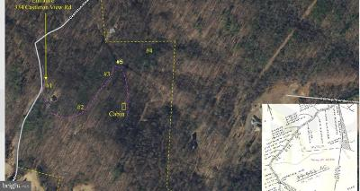 Rappahannock County Residential Lots & Land For Sale: Castelton View