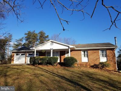 Rappahannock County Single Family Home For Sale: 71 Four Springs Lane