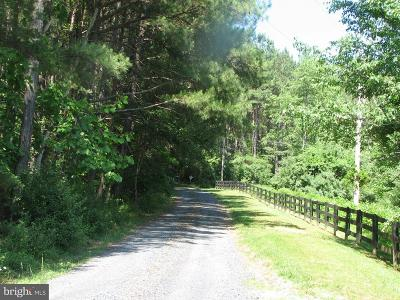 Rappahannock County Residential Lots & Land For Sale: Ridgeview Lane