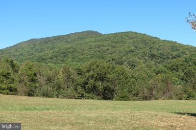Rappahannock County Residential Lots & Land For Sale: Harris Hollow Road