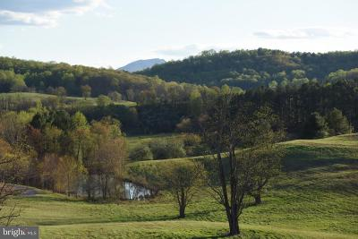 Rappahannock County Farm For Sale: 4311 Sperryville Pike