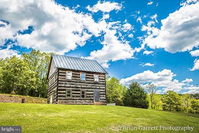 Rappahannock County Single Family Home For Sale: Slate Mills Road