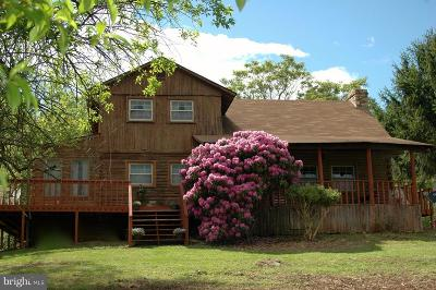 Rappahannock County Single Family Home For Sale: 121 Winesap Lane
