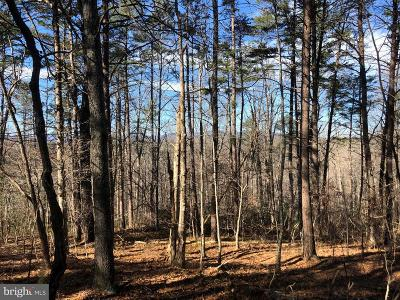 Rappahannock County Residential Lots & Land For Sale: Aaron Mountain Road